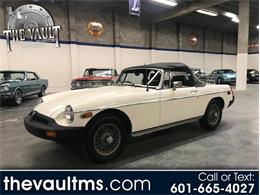 1980 MG MGB (CC-1252648) for sale in Brandon, Mississippi