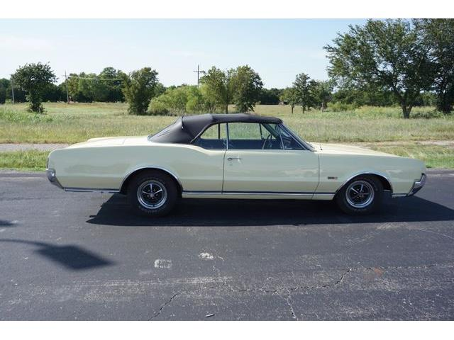 1967 Oldsmobile 442 (CC-1252657) for sale in Blanchard, Oklahoma