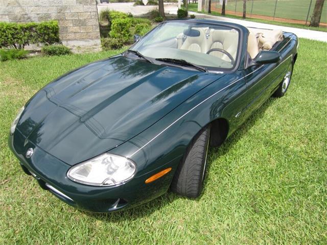 1998 Jaguar XK8 (CC-1252659) for sale in Delray Beach, Florida