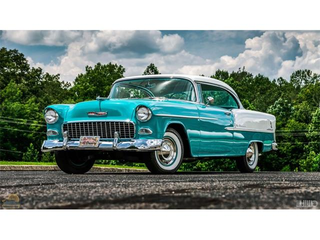 1955 Chevrolet Bel Air (CC-1252673) for sale in Cookeville, Tennessee