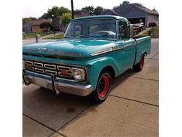 1964 Ford F100 (CC-1250268) for sale in Cadillac, Michigan