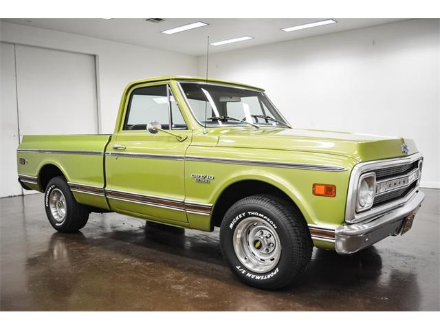1969 Chevrolet C10 (CC-1252686) for sale in Sherman, Texas