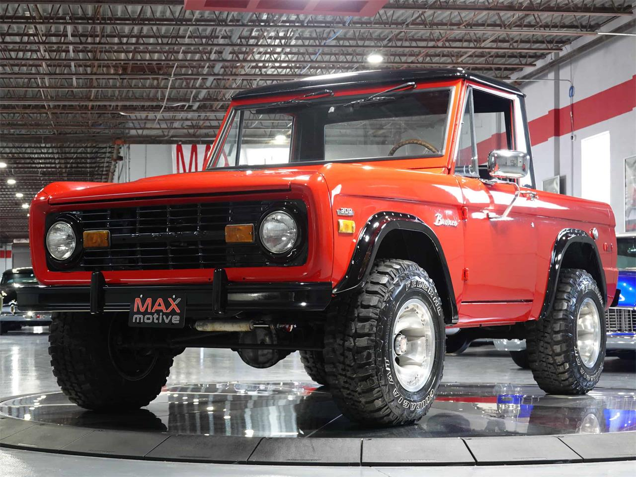 1970 Ford Bronco (CC-1250027) for sale in Pittsburgh, Pennsylvania