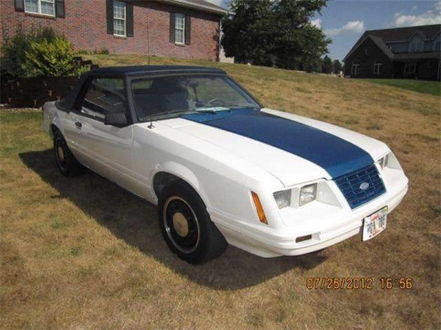 1983 Ford Mustang (CC-1252710) for sale in Shenandoah, Iowa