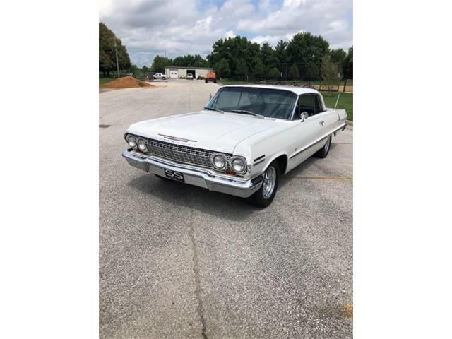 1963 Chevrolet Impala (CC-1252746) for sale in Shenandoah, Iowa