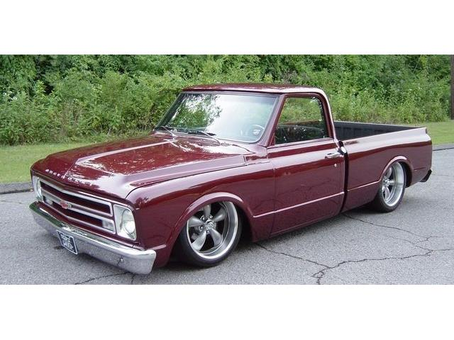 1969 Chevrolet C10 (CC-1252769) for sale in Hendersonville, Tennessee