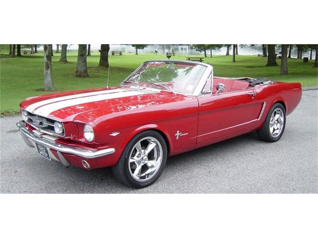 1965 Ford Mustang (CC-1252776) for sale in Hendersonville, Tennessee