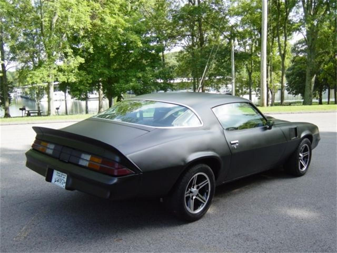 1978 Chevrolet Camaro (CC-1252783) for sale in Hendersonville, Tennessee