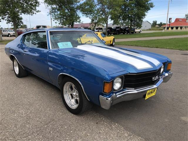 1972 Chevrolet Chevelle (CC-1252806) for sale in Webster, South Dakota
