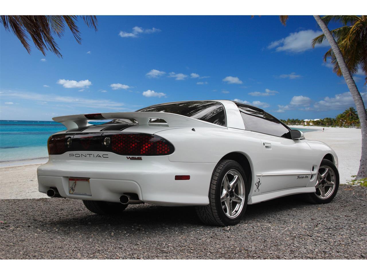 2002 Pontiac Firebird Trans Am WS6 (CC-1252822) for sale in Coral Springs, Florida