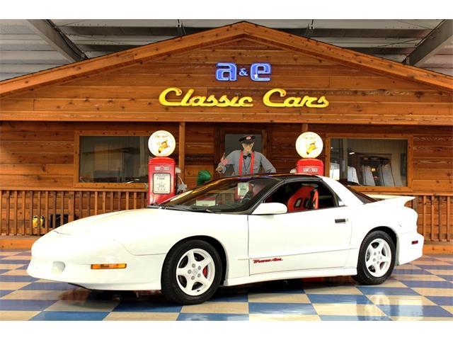 1995 Pontiac Firebird (CC-1252828) for sale in New Braunfels, Texas