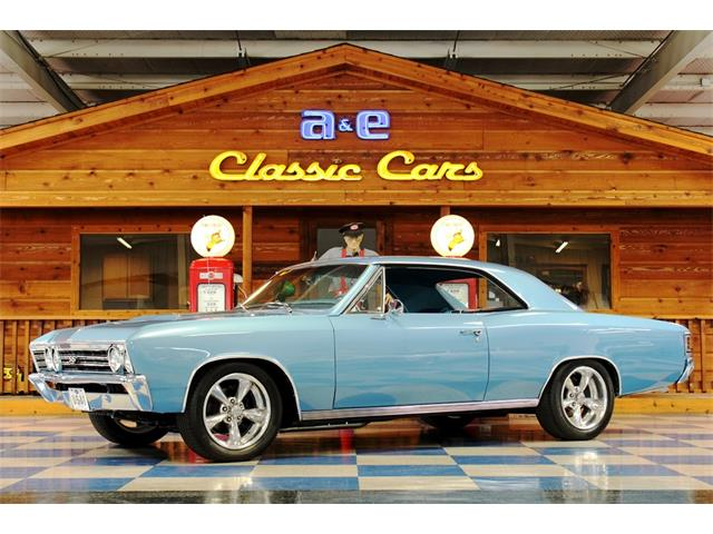 1967 Chevrolet Chevelle (CC-1252832) for sale in New Braunfels, Texas