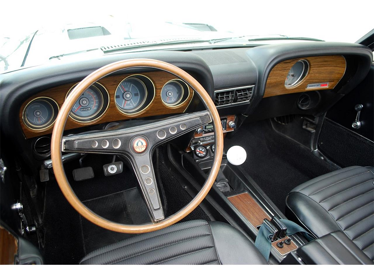 1969 Shelby GT500 (CC-1252855) for sale in Houston, Texas