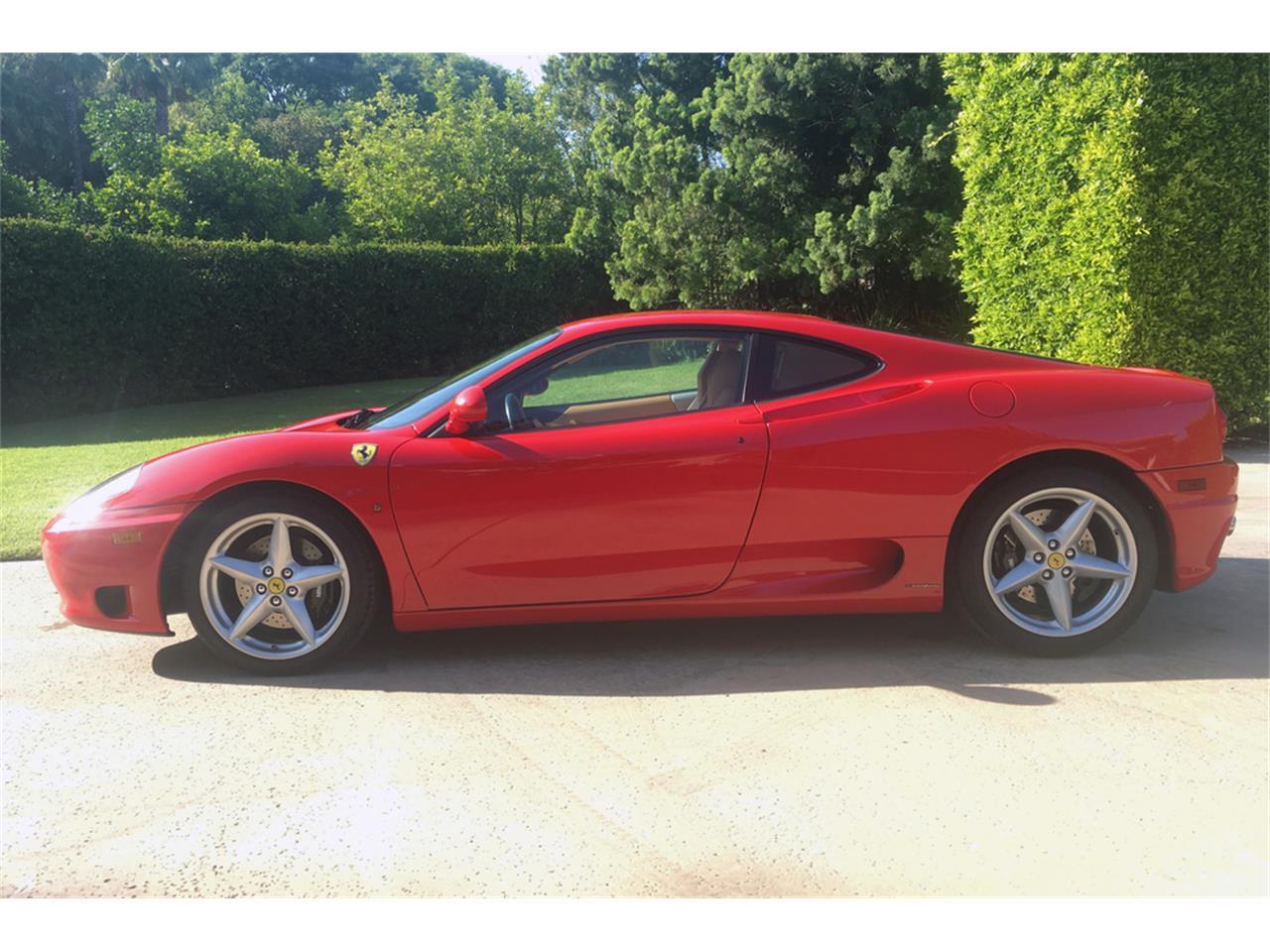 1999 Ferrari 360 Modena F1 (CC-1252975) for sale in Las Vegas, Nevada