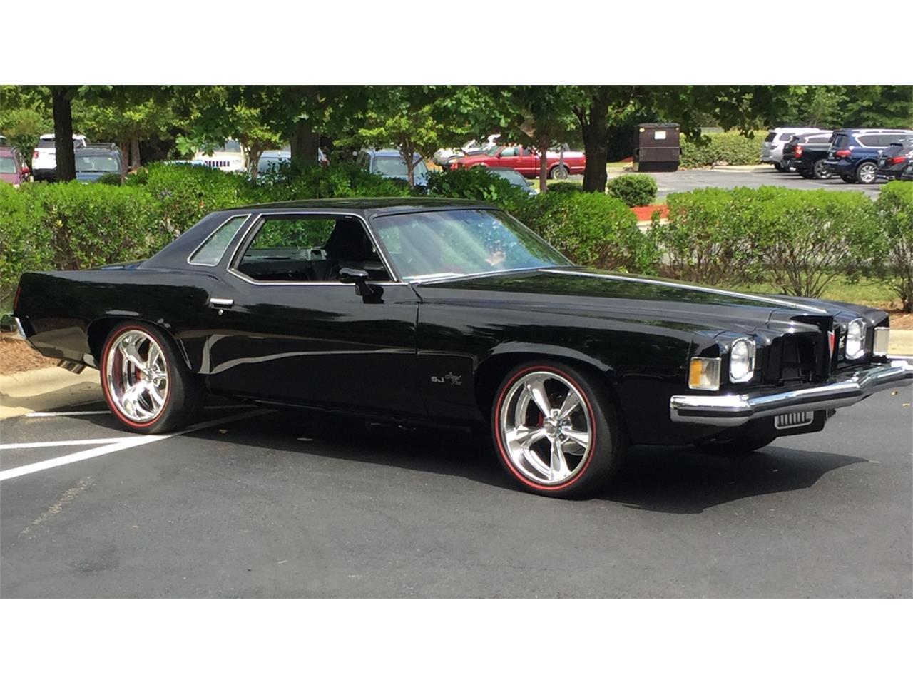 1973 Pontiac Grand Prix (CC-1253001) for sale in Wake Forest, North Carolina