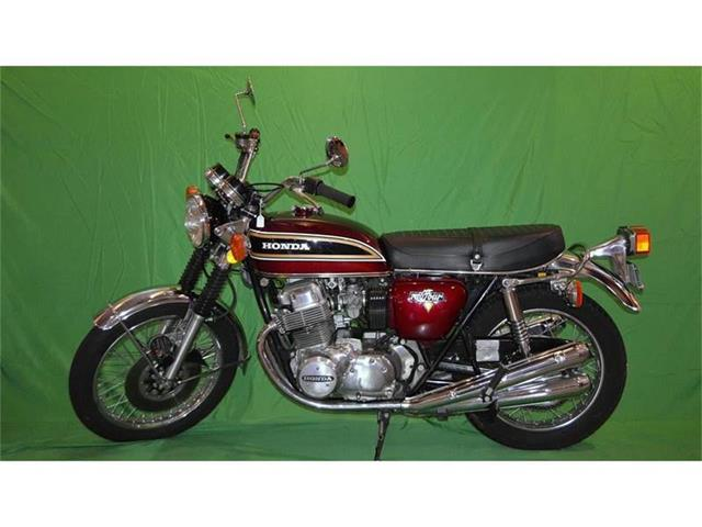 1976 Honda Motorcycle (CC-1253038) for sale in Conroe, Texas