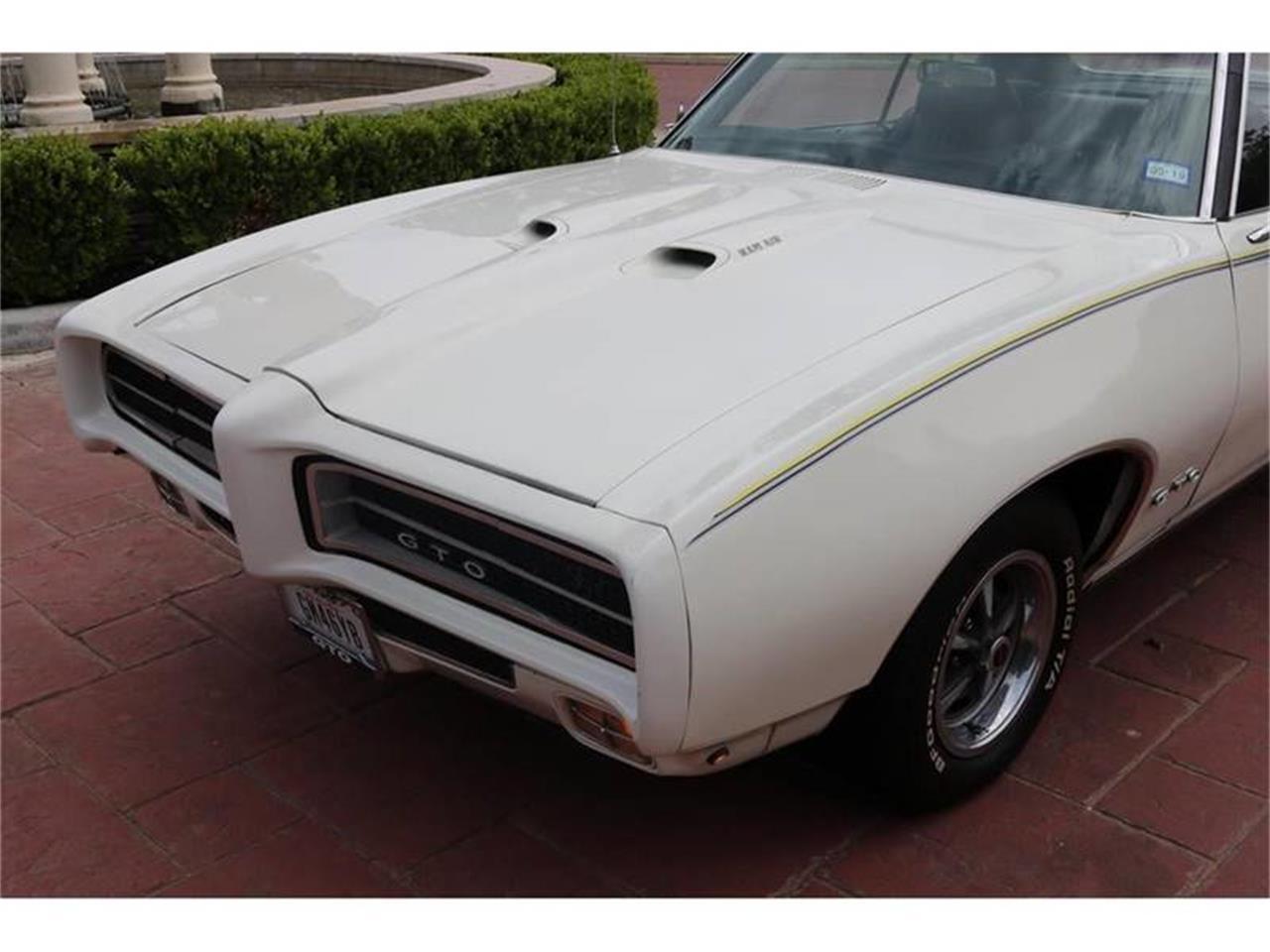 1969 Pontiac GTO (CC-1253048) for sale in Conroe, Texas