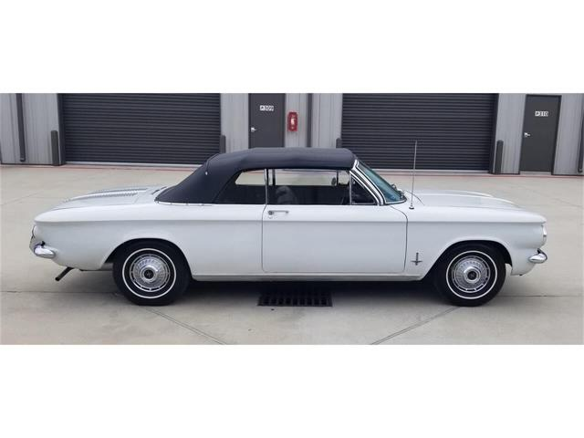 1962 Chevrolet Corvair (CC-1253055) for sale in Conroe, Texas