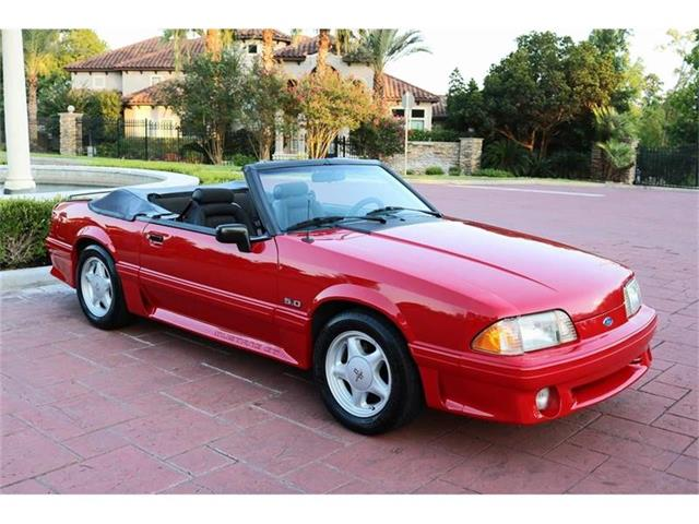 1991 Ford Mustang (CC-1253057) for sale in Conroe, Texas