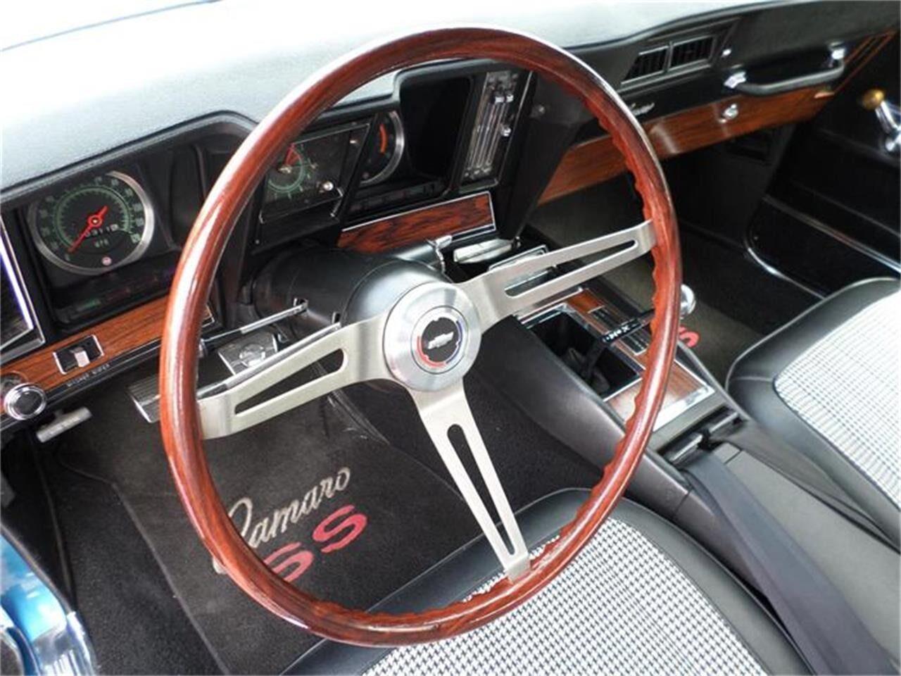 1969 Chevrolet Camaro (CC-1253059) for sale in Conroe, Texas