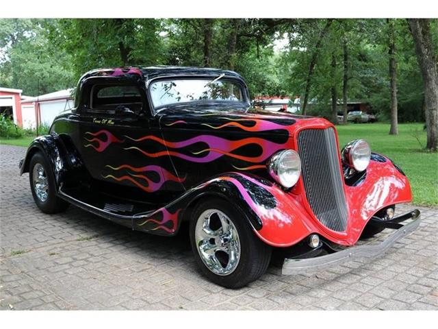 1934 Ford 3-Window Coupe (CC-1253062) for sale in Conroe, Texas