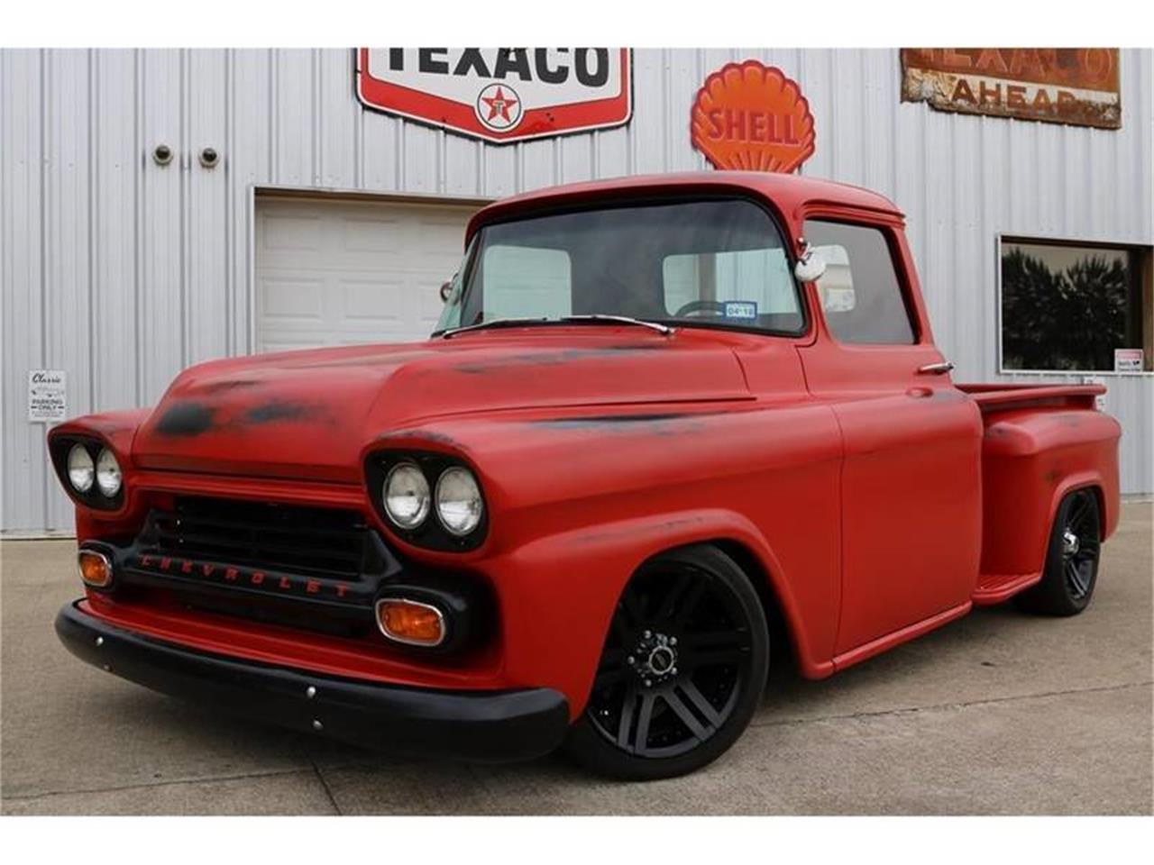 1958 Chevrolet Apache (CC-1253063) for sale in Conroe, Texas