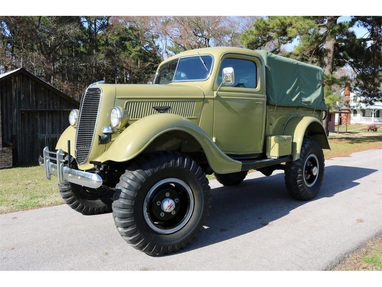 1937 Ford Pickup (CC-1253065) for sale in Conroe, Texas