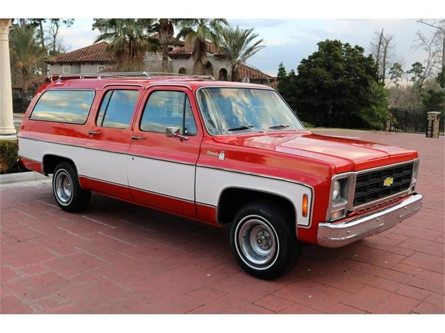 1979 Chevrolet Suburban (CC-1253074) for sale in Conroe, Texas
