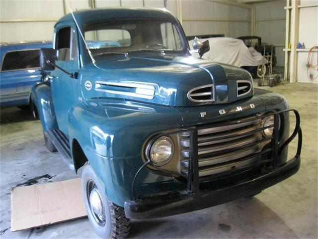 1948 Ford F100 (CC-1253075) for sale in Conroe, Texas