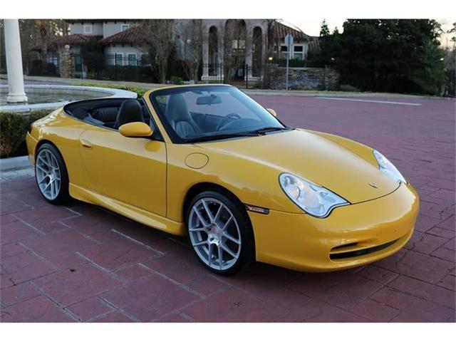 2002 Porsche 911 (CC-1253078) for sale in Conroe, Texas