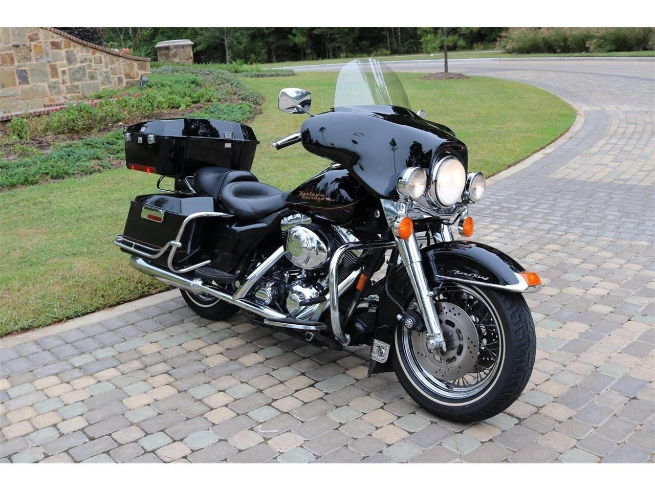 1999 Harley-Davidson Road King (CC-1253087) for sale in Conroe, Texas