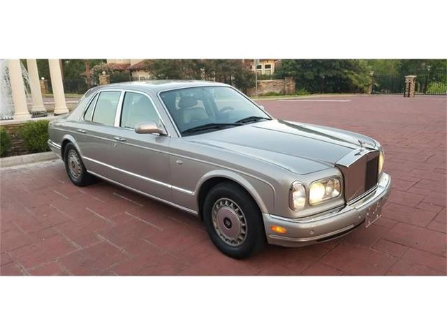 2000 Rolls-Royce Silver Seraph (CC-1253089) for sale in Conroe, Texas