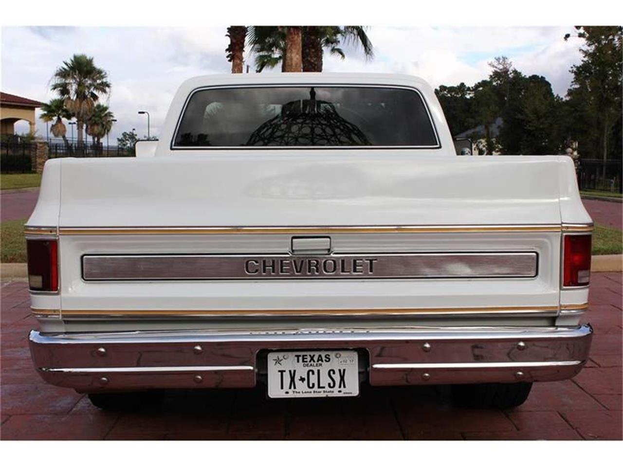 1977 Chevrolet C/K 10 (CC-1253098) for sale in Conroe, Texas