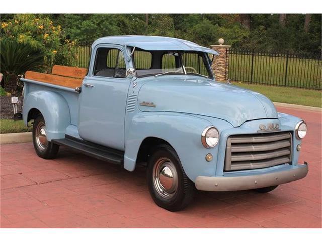 1953 GMC 100 (CC-1253111) for sale in Conroe, Texas
