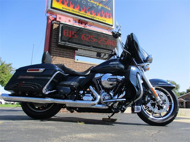 2016 Harley-Davidson Ultra Classic (CC-1253118) for sale in Sterling, Illinois