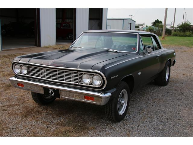 1964 Chevrolet Chevelle Malibu SS (CC-1253119) for sale in Hinton, Oklahoma