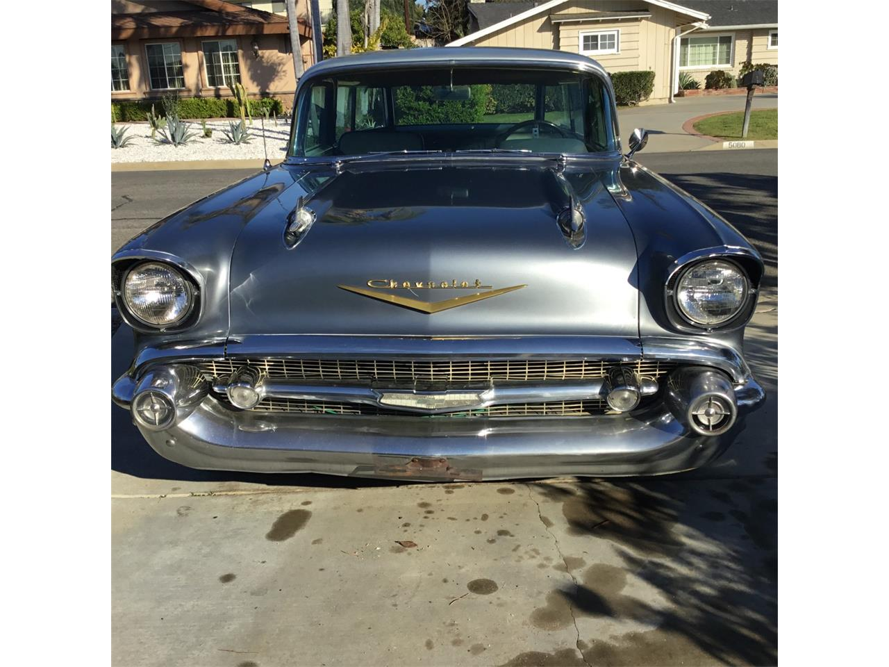 1957 Chevrolet Nomad (CC-1253138) for sale in Buena Park, Calif