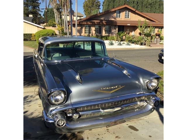 1957 Chevrolet Nomad (CC-1253138) for sale in Buena Park, Calif