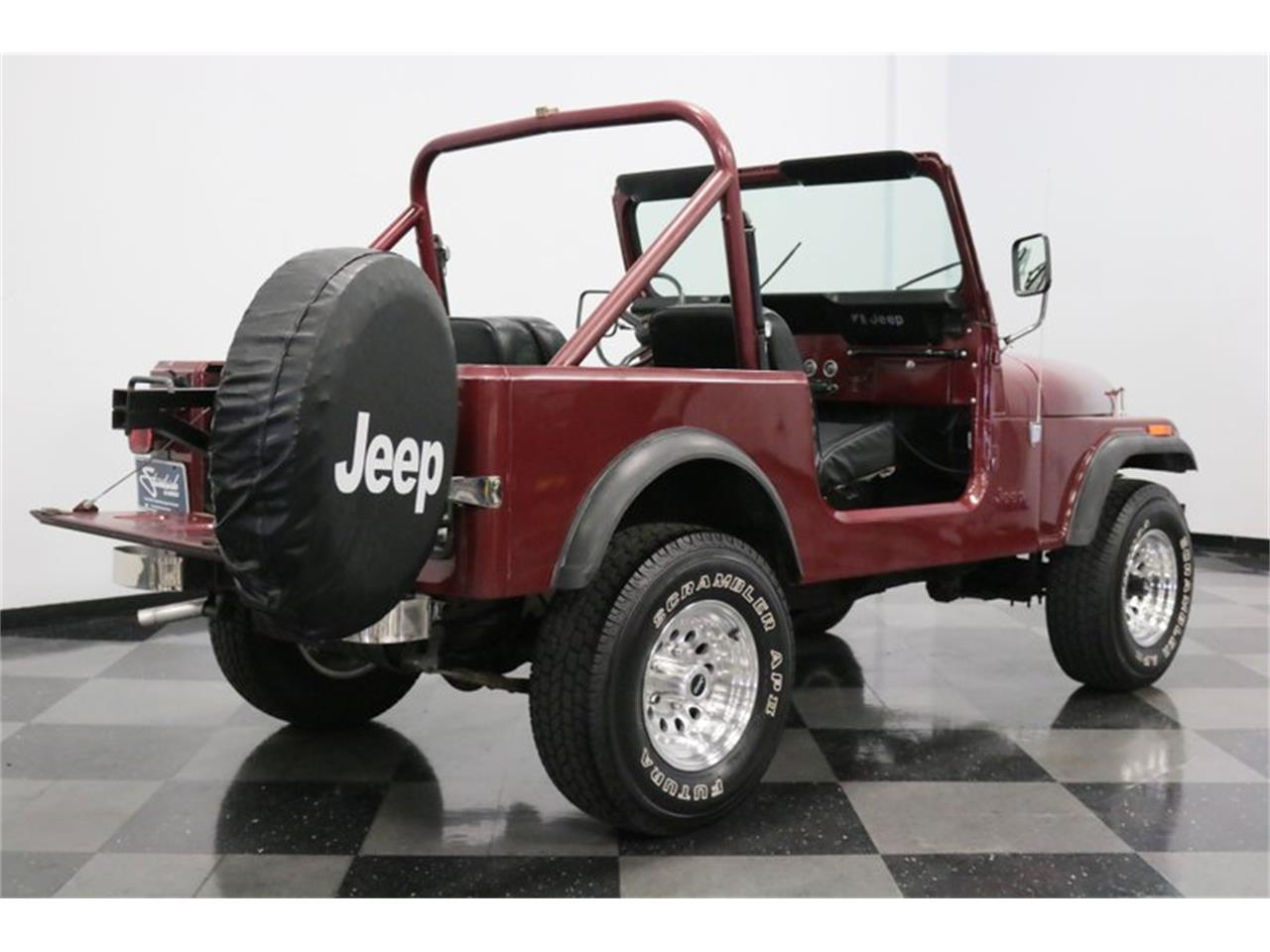 1982 Jeep CJ7 (CC-1253140) for sale in Ft Worth, Texas