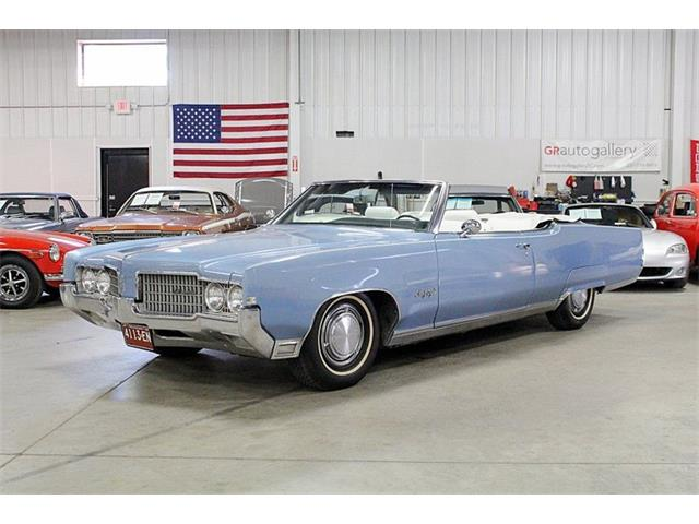 1969 Oldsmobile 98 (CC-1253144) for sale in Kentwood, Michigan