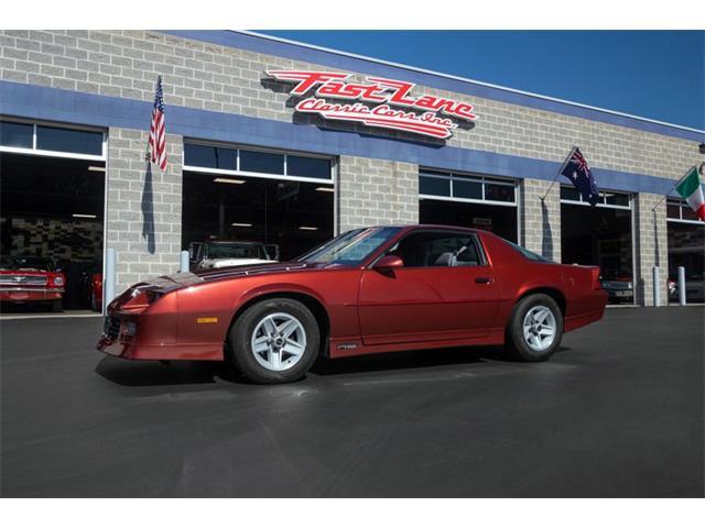 1989 Chevrolet Camaro RS (CC-1253162) for sale in St. Charles, Missouri