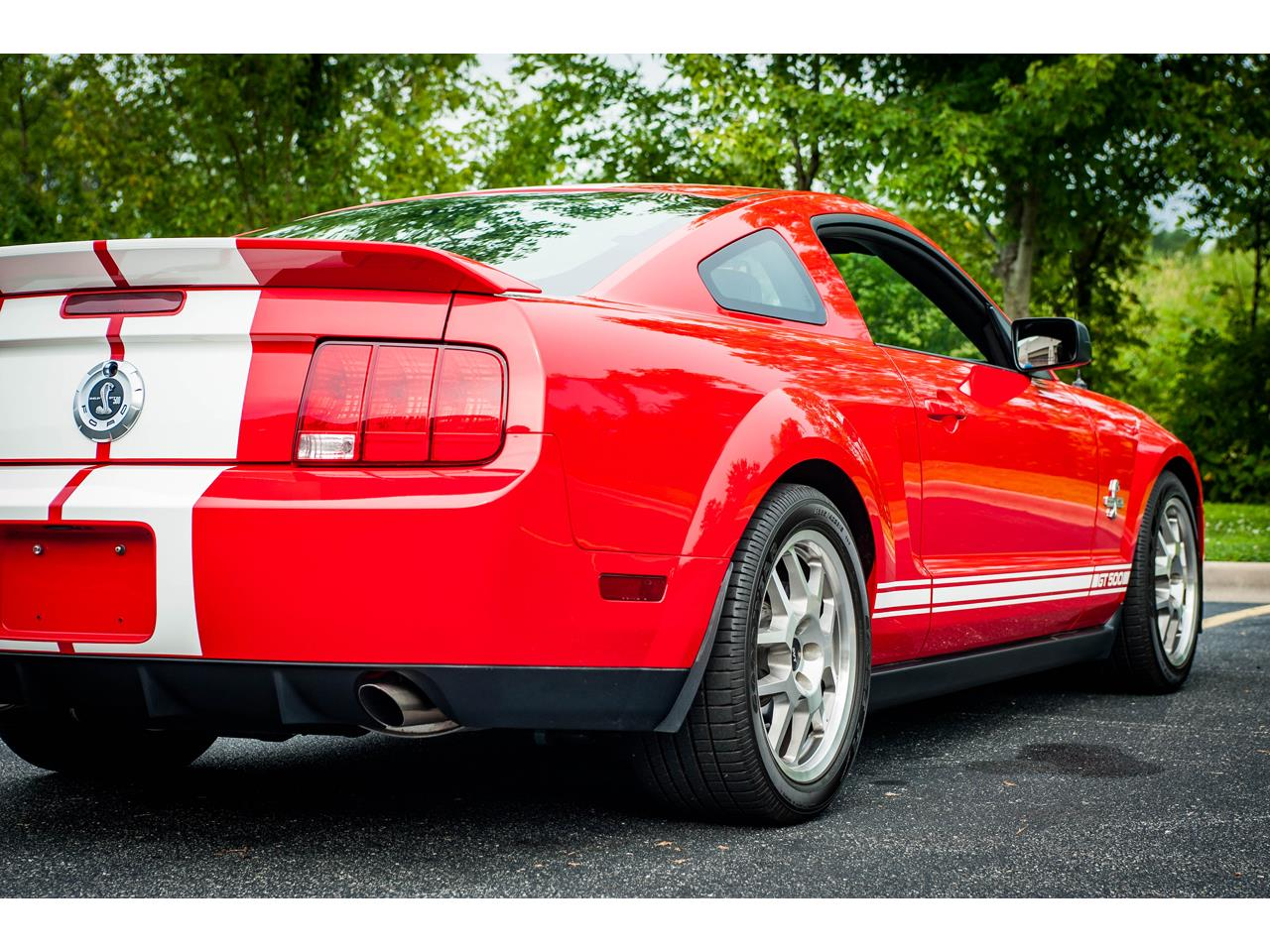 2007 Ford Mustang (CC-1253190) for sale in O'Fallon, Illinois