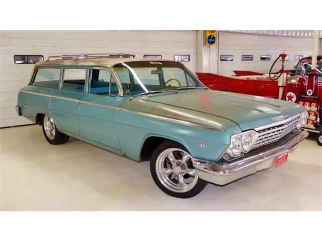 1962 Chevrolet Bel Air (CC-1253227) for sale in Columbus, Ohio