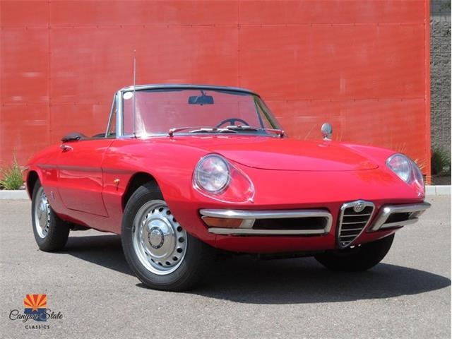 1967 Alfa Romeo Duetto (CC-1253228) for sale in Tempe, Arizona