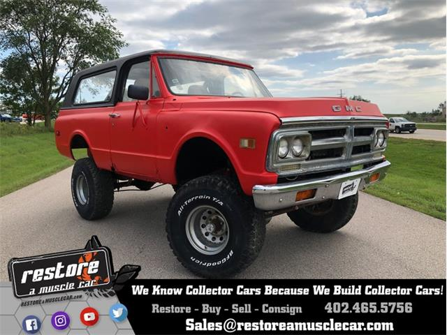 1972 GMC Jimmy (CC-1253236) for sale in Lincoln, Nebraska