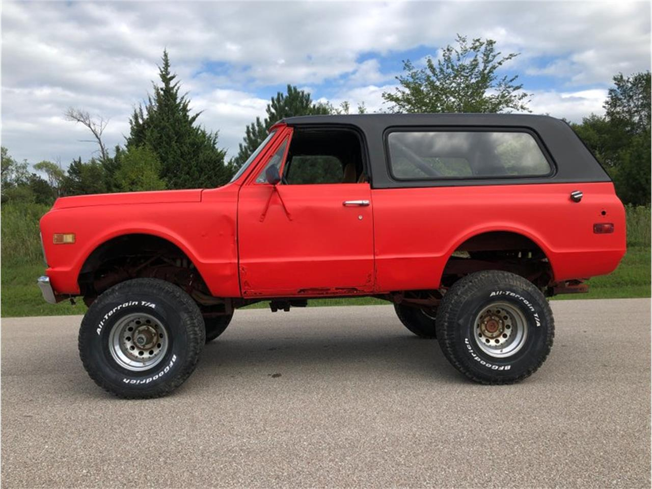 1972 GMC Jimmy (CC-1253236) for sale in Lincoln, Nebraska