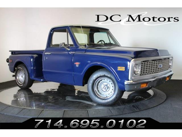 1972 Chevrolet Pickup (CC-1253242) for sale in Anaheim, California