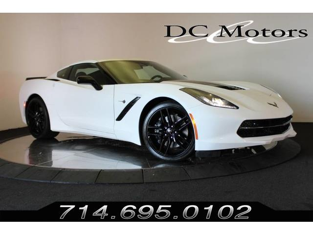 2018 Chevrolet Corvette (CC-1253248) for sale in Anaheim, California