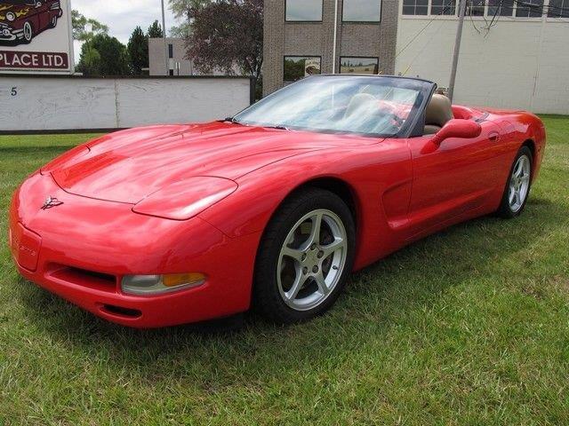 2000 Chevrolet Corvette (CC-1253253) for sale in Troy, Michigan