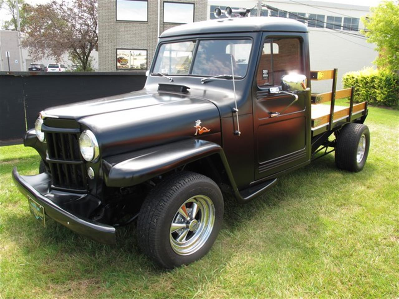 for sale 1953 willys jeep in troy, michigan cars - troy, mi at geebo